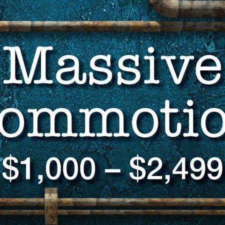 Massive Commotion