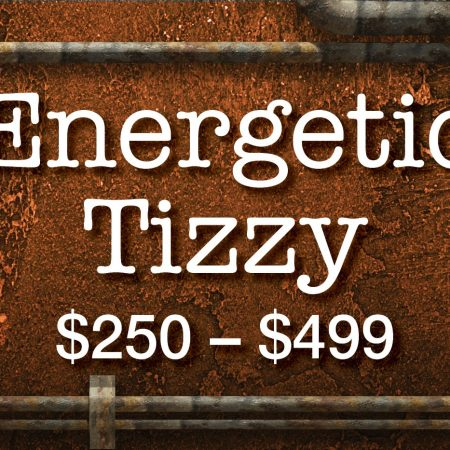 Energetic Tizzy
